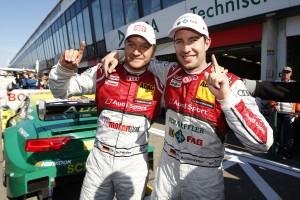 Audi benennt Fahrerteams fuer die DTM