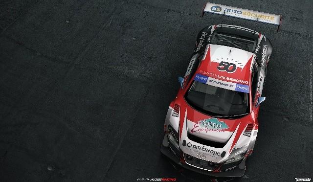 Roland Berville et Anthony Beltoise à l'attaque du GT Tour avec le Sebastien Loeb Racing !