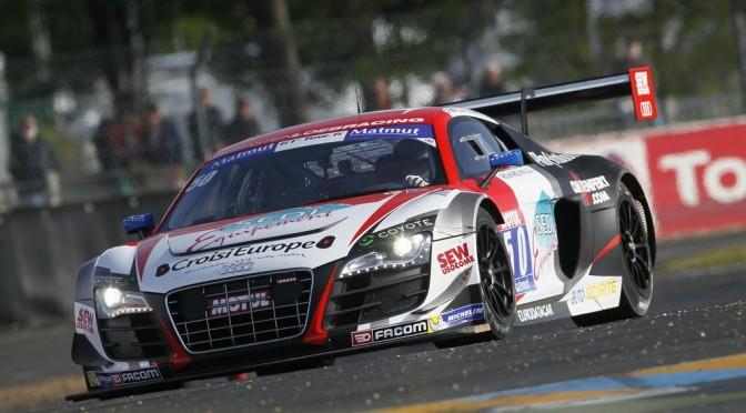 Championnat de France GT: Victoire et leadership pour Mike Parisy et Henry Hassid !
