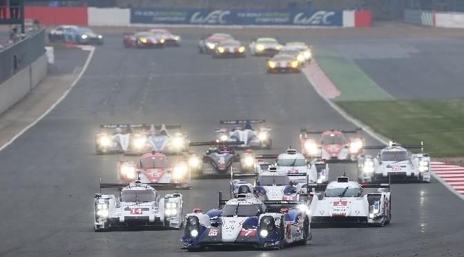 FIA WEC Silverstone Audi qui pleure Toyota qui rit..