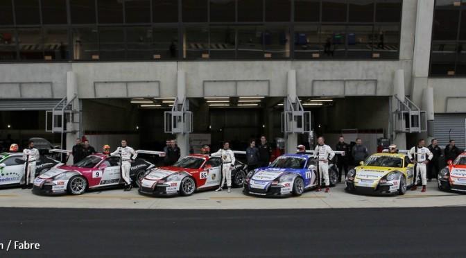 Porsche Carrera Cup : Un  double pour le Sebastien Loeb Racing
