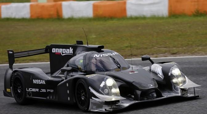 Le developpement de la Ligier JS P2 avec Nissan Nismo