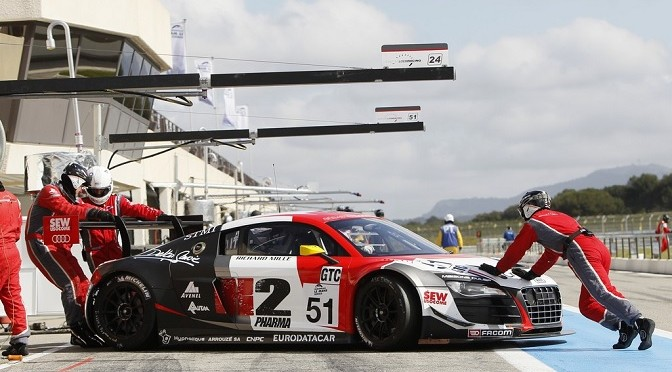 Championnat de France GT – Lédenon:Leader, Sébastien Loeb Racing veut confirmer