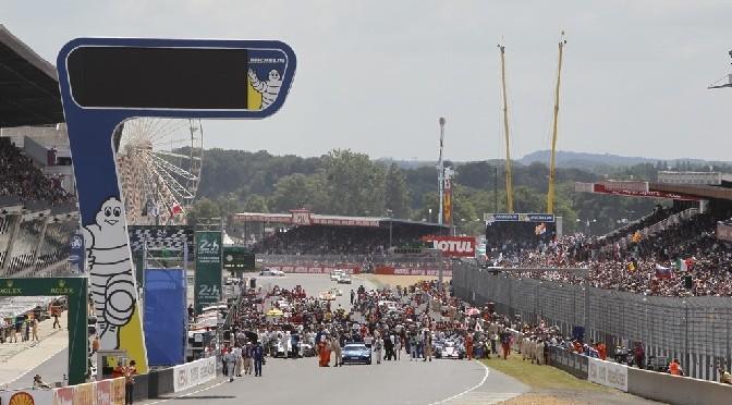 Sébastien Loeb Racing ravit de sa 4e place aux 24 Heures du Mans !