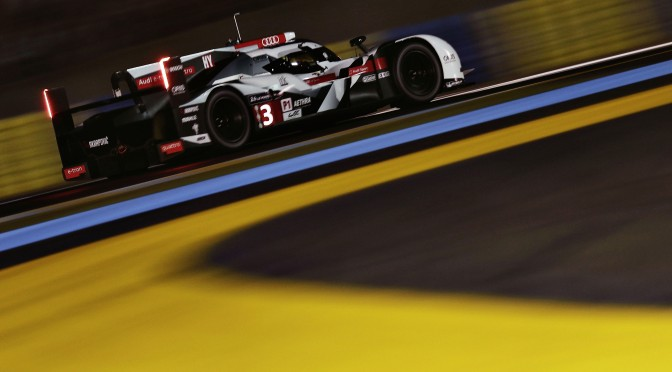 24Heures du Mans : LES 3 Audi seront bien au depart de l'edition 2014