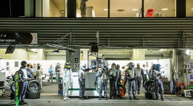 Antoine Leclerc – «Mes 24 heures de Spa» – Blancpain Endurance Series