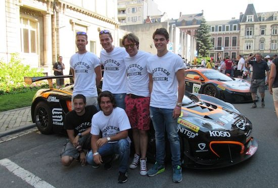 BLANCPAIN SPA 24H : Une course folle ! Amazing race !