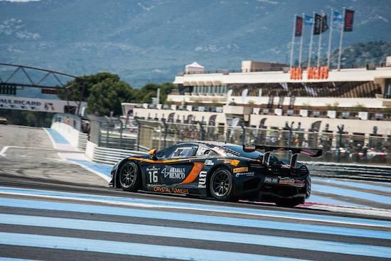Blancpain Endurance, Paul Ricard, Round 3 du championnat : à la porte des points !
