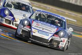 Porsche Cup 2014 Le Mans