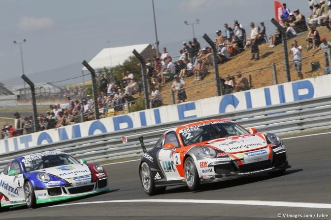 Un trident Sébastien Loeb Racing à l'assaut de Spa en Supercup