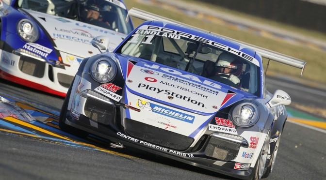 Week-end positif pour les pilotes du Sébastien Loeb Racing…