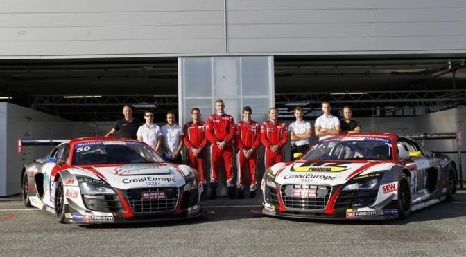 Championnat de France GT: Henry Hassid et Mike Parisy prennent les commandes !