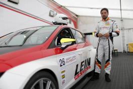 Dejan Bulatovic at Spa-Francorchamps