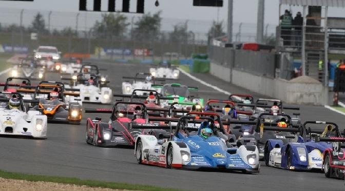 7 Ligier JS 53 EVO aux 6 Heures de Magny-Cours