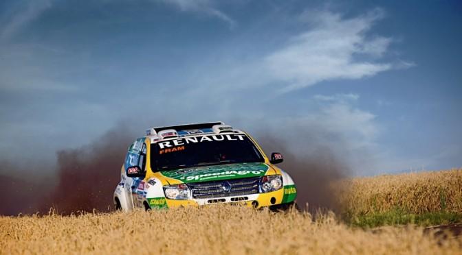 Objectif Top 10 pour le Renault Duster Team au Rallye Dakar 2015