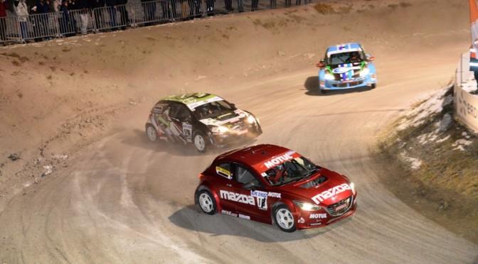 Double Mazda a l'Alpe d'Huez grace à Jean-Philippe Dayraut !