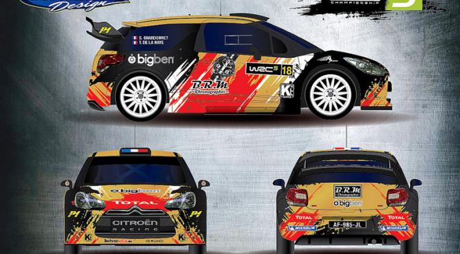 WRC: CHARDONNET PRET A REECRIRE L'HISTOIRE !