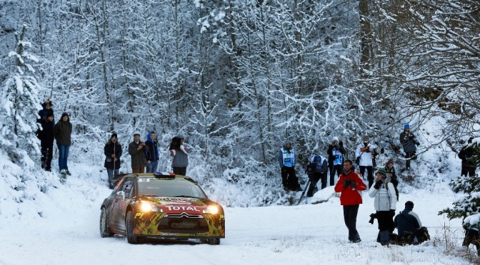 WRC rallye Monte- Carlo 2015: JOUR 4 / POWER ON !