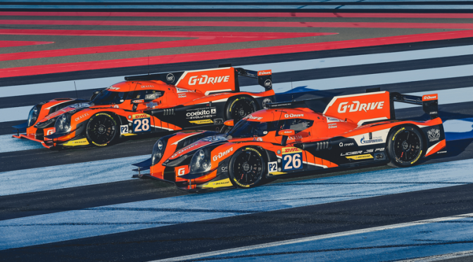 ONROAK AUTOMOTIVE AU PROLOGUE DU FIA WEC….