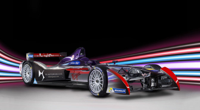BIRD INSCRIT LES PREMIERS POINTS DE DS VIRGIN RACING À PEKIN