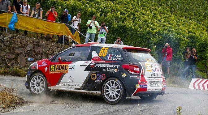 WRC: UNE NOUVELLE 3ème PLACE POUR LE SEBASTIEN LOEB RACING