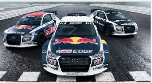 top depart pour audi en rallycross saison 2017 pitlane infos. Black Bedroom Furniture Sets. Home Design Ideas