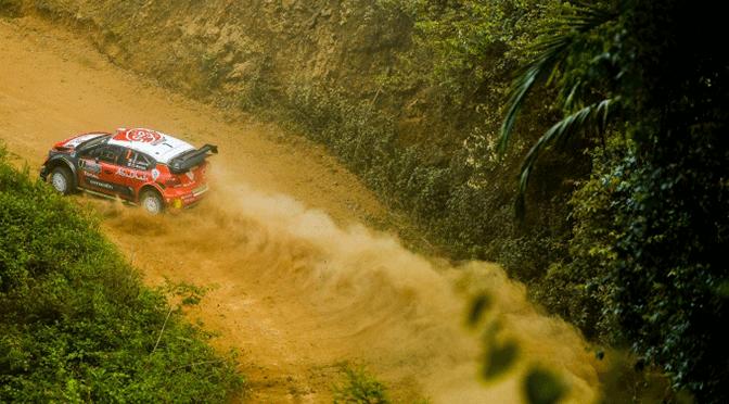 WRC: dernière manche du championnat aux antipodes