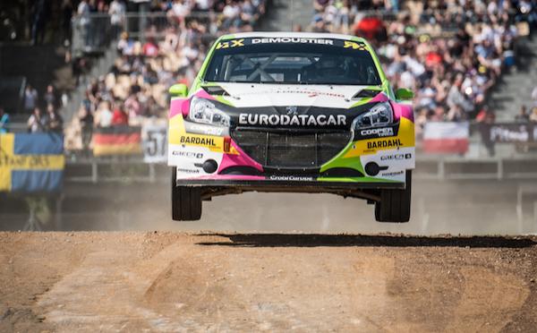 World RX première manche en Espagne
