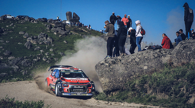 WRC : Rallye du Portugale étape 2