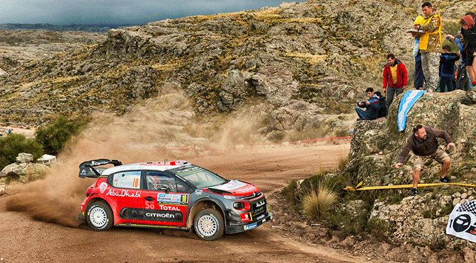 WRC Rallye d'Argentine épilogue.