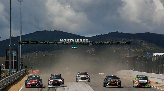Seconde manche du world RX : Montalegre
