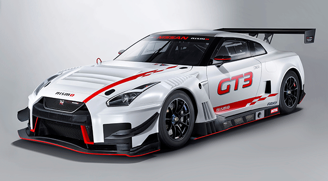 Nissang GT-R  Nismo gt3