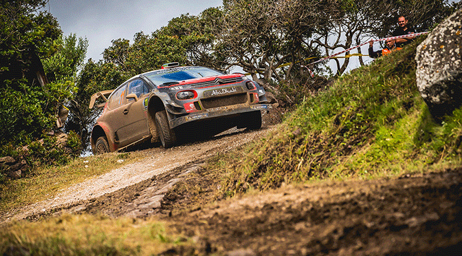 WRC : Rallye de Sardaigne étape 2
