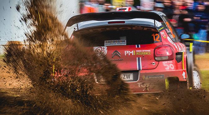 WRC : Rallye de Sardaigne étape 1