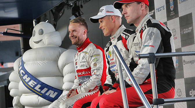 WRC: Rallye de Finlande étape 2