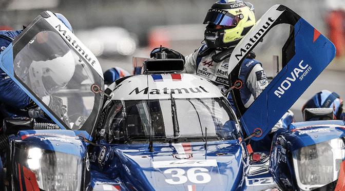 WEC: 6 Heures de Silverstone un podium de plus pour Alpine