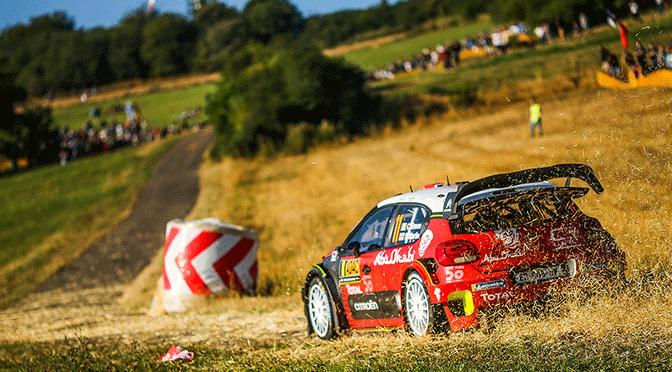 WRC Rallye Deutschland  (shakedown)