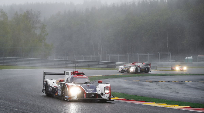 ELMS SPA FRANCORCHAMPS Ligier en force