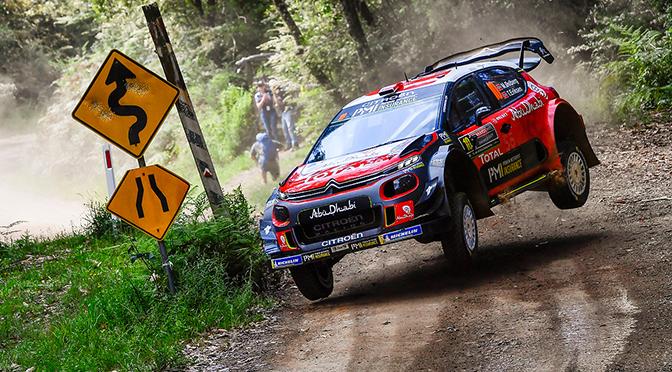 Dernière manche du championnat WRC en Australie