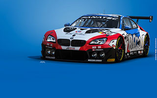 BMW GT3 Michel Vaillant